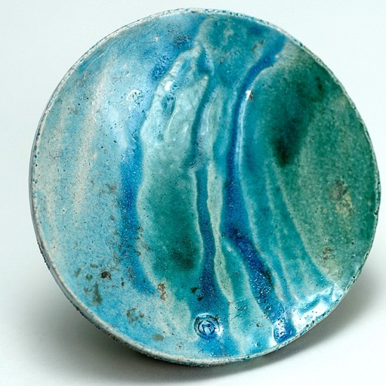 naomipeli-ceramics-raku-painting-blue-river-b-1-2014
